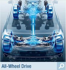 Subaru All-Wheel Drive Engineering in Billings, MT