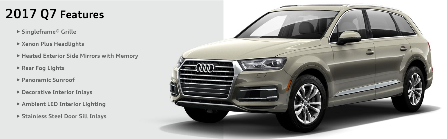 2017 Audi Q7 Suv Naperville 2017 2018 Best Cars Reviews