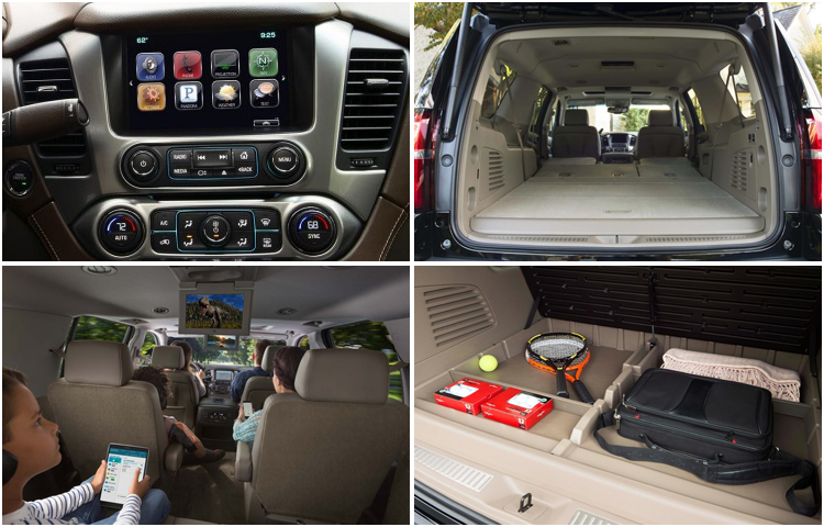 2016 Chevrolet Suburban Model Information Palatine Il