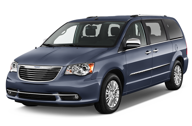 Chrysler town and country model