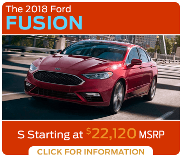 Click to research the 2018 Fusion model at Eddy's Ford of Augusta