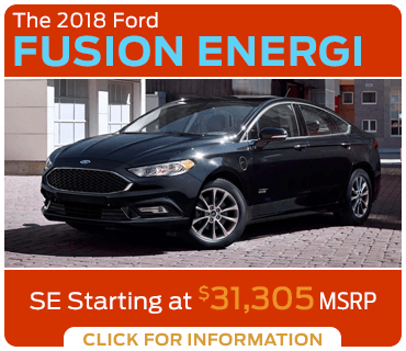 Browse our 2018 Fusion Energi model information at Eddy's Ford of Augusta serving Wichita, KS