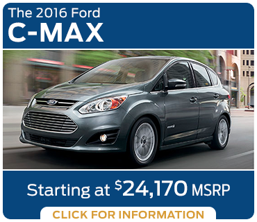 Click to learn more about the new 2016 Ford C-Max model
