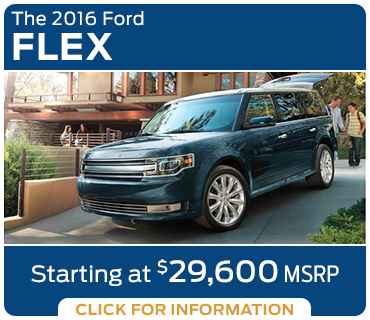 Click to learn more about the new 2016 Ford Flex model