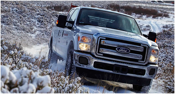 2016 Ford F-250 exterior