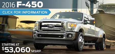 Click to Research The New Ford F-450 Super Duty Model in Lakewood, WA