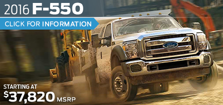 Click to Research The New Ford F-550 Chassis Cab Model in Lakewood, WA