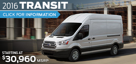 Click to Research The New Ford Transit Van Model in Lakewood, WA