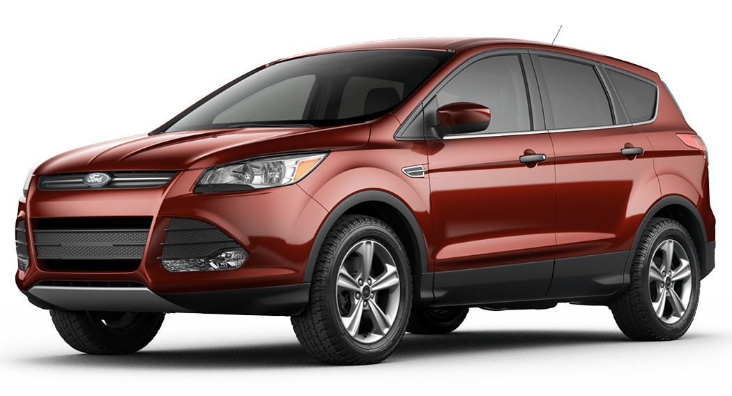 2016 Ford Escape Model Exterior Styling