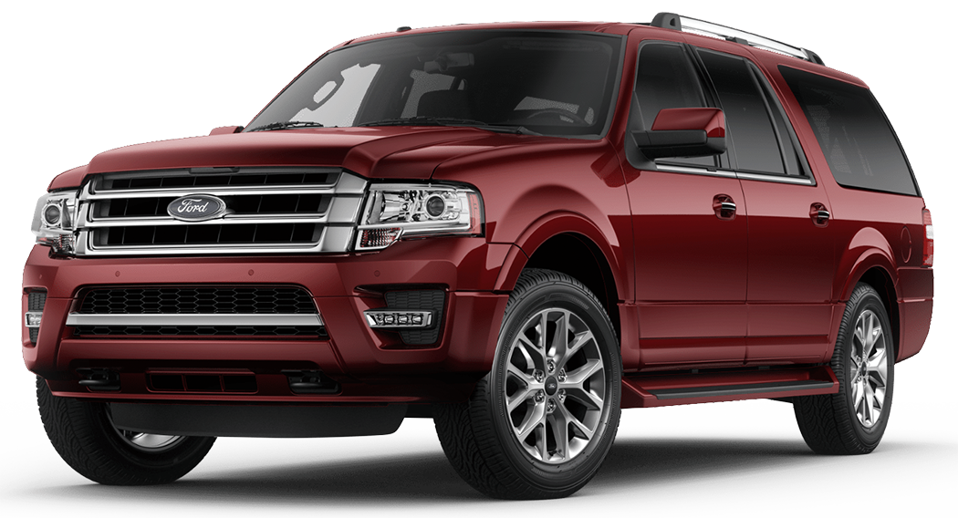 2016 Ford Expedition EL Model Exterior Styling