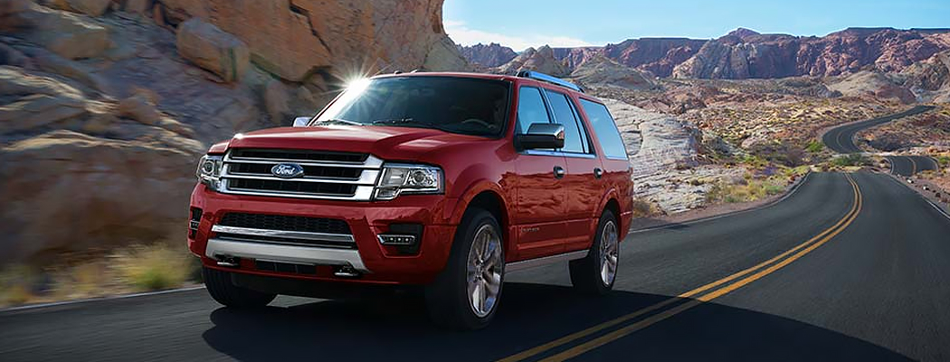 2016 Ford Expedition Model Style