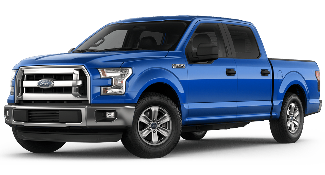 2016 Ford F-150 Model Exterior Styling