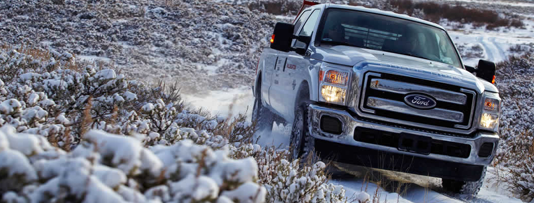 2016 Ford F-250 Model Style