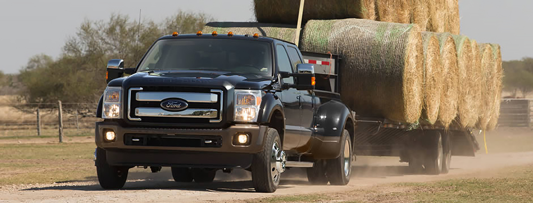 2016 Ford F-450 Model Style