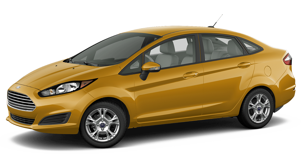 2016 Ford Fiesta Model Design