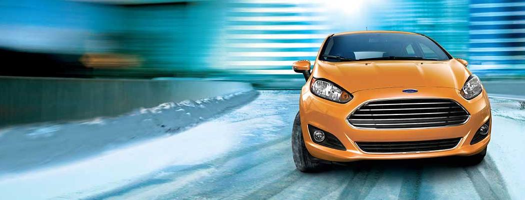 2016 Ford Fiesta Model Style