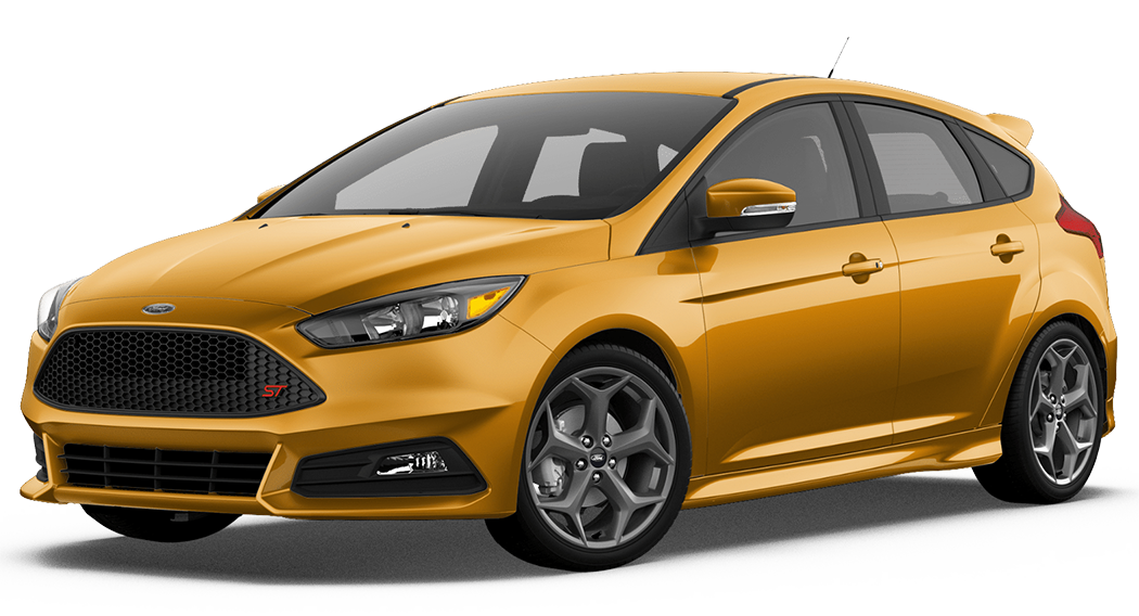 2016 Ford Focus ST Model Exterior Styling