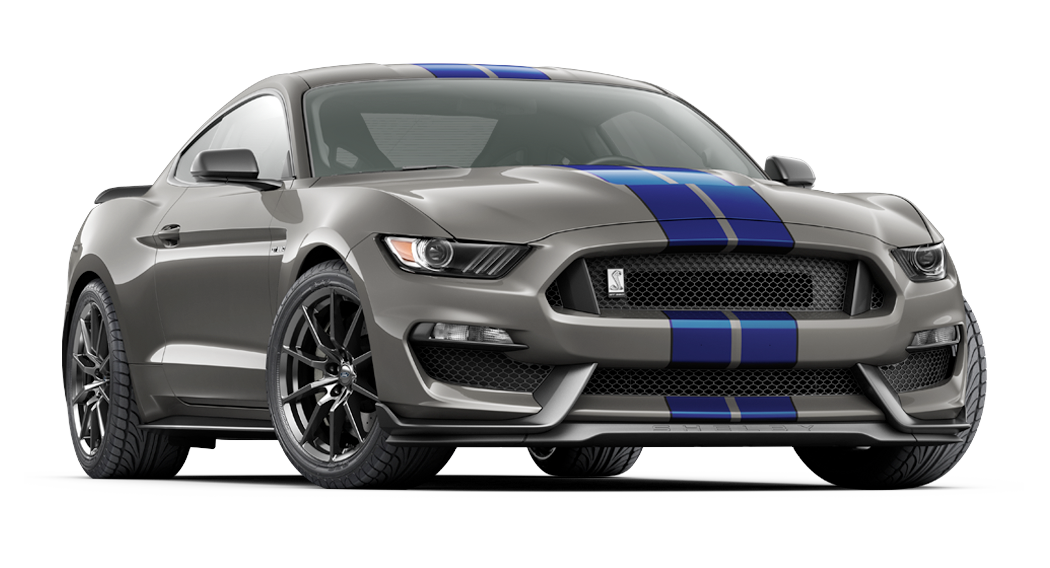 2016 Ford Shelby Mustang GT350 Model Exterior Styling