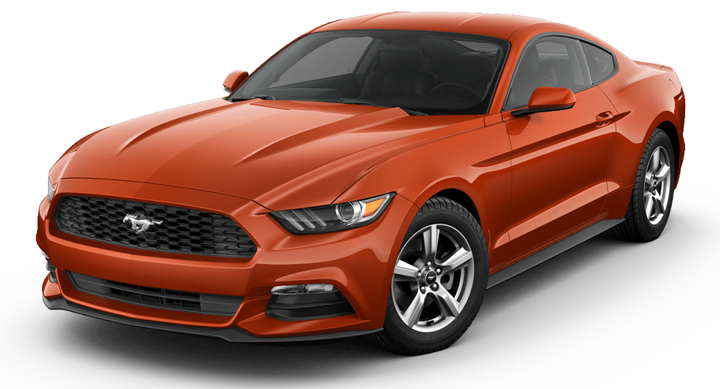 2016 Ford Mustang Model Style