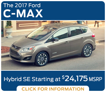 Click to research the new 2017 Ford C-Max model in Tacoma, WA