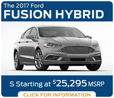 Click to research the new 2017 Ford Fusion Hybrid model in Tacoma, WA
