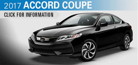 Click to Research Our 2017 Honda Accord Coupe Model in Chicago, IL