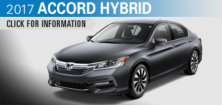 Click to Research Our 2017 Honda Hybrid Model in Chicago, IL