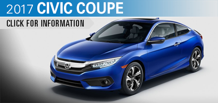 Click to Research Our 2017 Honda Civic Coupe Model in Chicago, IL