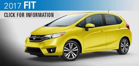 Click to Research Our 2017 Honda Fit Model in Chicago, IL