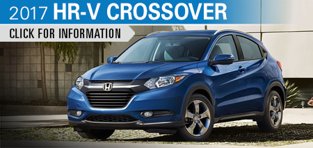 Click to Research Our 2017 Honda HR-V Model in Chicago, IL