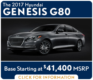 Click to research the new 2017 Genesis G80 model in Palatine, IL
