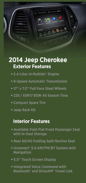 the 2014 jeep cherokee is available at autonation chrysler dodge jeep. Cars Review. Best American Auto & Cars Review
