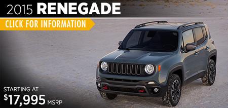 Autonation Jeep Denver >> New 2015 Jeep Model Features & Specs | Denver, CO