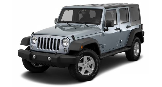 2015 Jeep Wrangler Model Information
