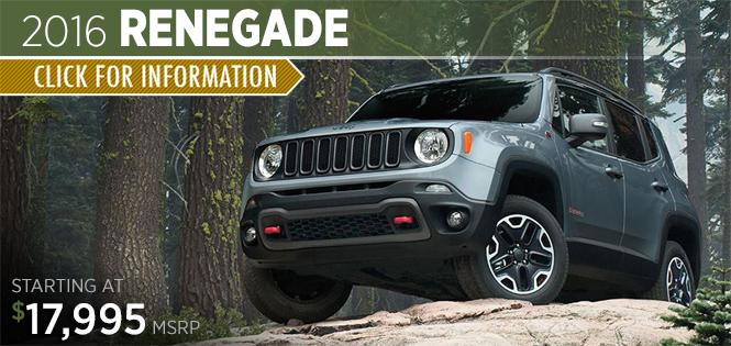 2016 Jeep Model Information Tacoma Wa