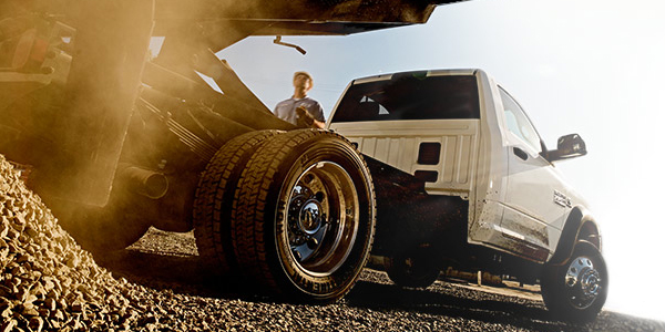 Learn More About The Tough New 2014 Ram Chassis Cab