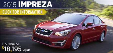 Learn more about the sporty yet safe Certified Pre-Owned 2015 Subaru Impreza with model details and information from Shingle Springs Subaru serving Sacramento, CA