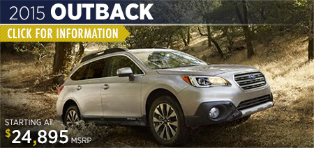 Click to view details on the 2015 Subaru Outback