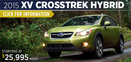 Get model details and information on features, MPG and much more about the versatile Certified Pre-Owned 2015 Subaru XV Crosstrek Hybrid. Drive greener at Shingle Springs Subaru serving Sacramento, CA