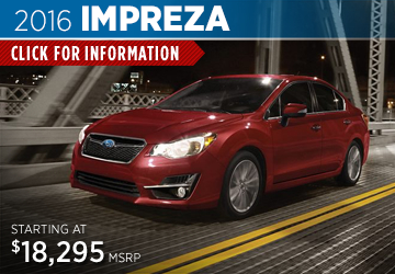 Click to View 2016 Subaru Impreza Information