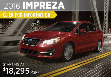 Click For 2016 Subaru Impreza Model Details in Puyallup, WA