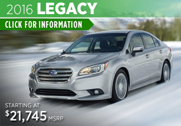 Thornton Co Pre Owned 2016 Subaru Model Information