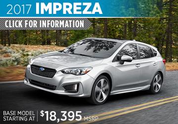 Click to research the 2017 Subaru Impreza model in Seattle, WA