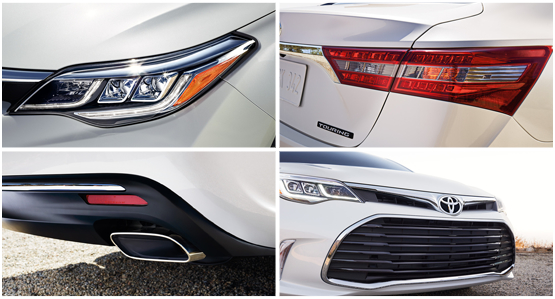2016 Toyota Avalon Hybrid Model Exterior Features