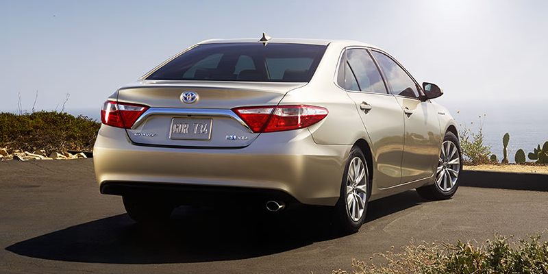 2016 toyota camry model information features. Black Bedroom Furniture Sets. Home Design Ideas