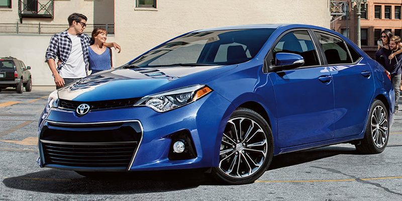 2016 toyota corolla model information features. Black Bedroom Furniture Sets. Home Design Ideas