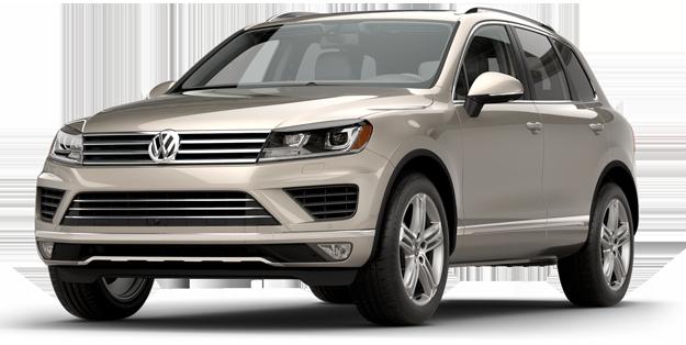 2015 Volkswagen Touareg Model